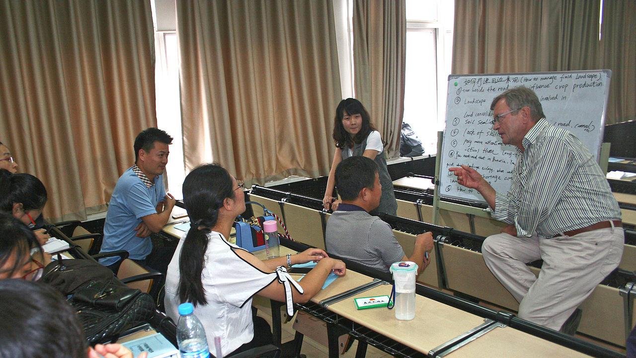 Summerschool an der Renmin Universität