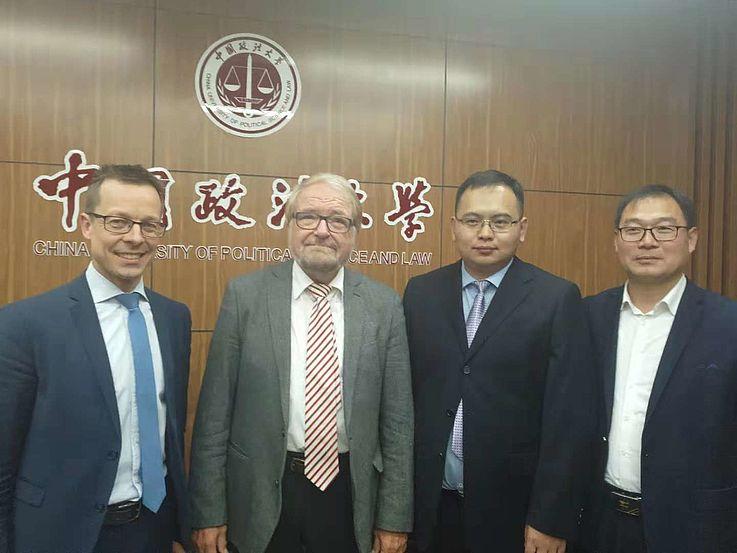 Untersuchungshaft im deutschen und chinesischen Strafprozess