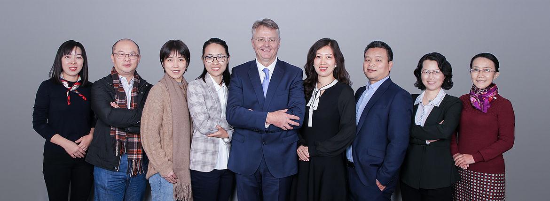 Xu Dan, Yuan Dongsheng, Zhou Ying, Ge Shujun, Volker Weber, Chen Rui, Cui Qinghua, Liu Xinzi, Tian Xuerong