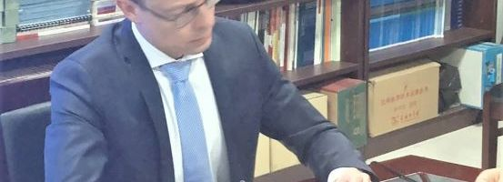 德国帕绍大学刑法学教授霍尔姆·普茨克