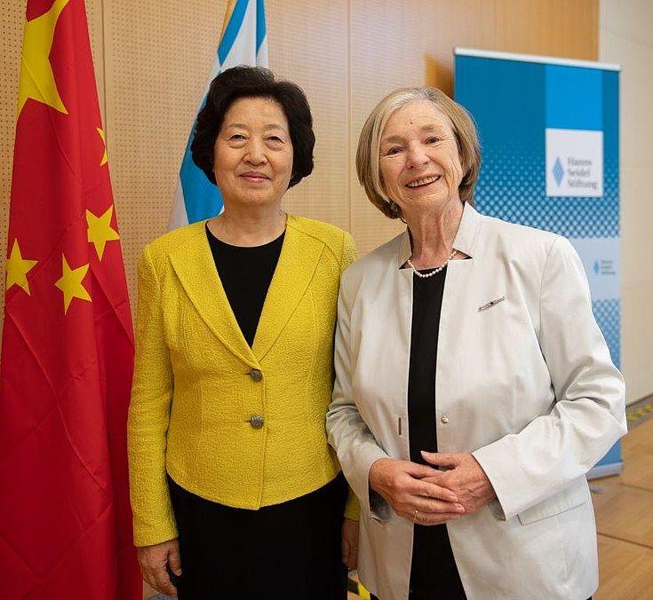Deutschland und China sind sich ihrer gemeinsamen globalen Verantwortung bewusst