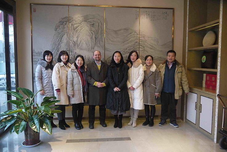 汉斯·赛德尔基金会携手全国妇联助力中国精准扶贫攻坚战