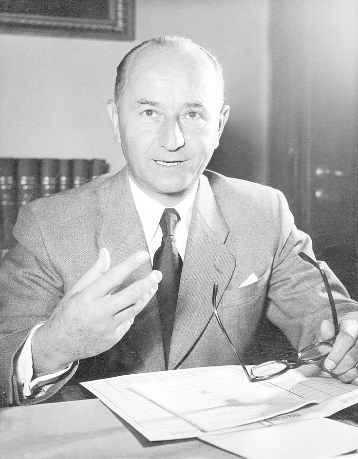 Hanns Seidel began a fundamental modernisation of the CSU