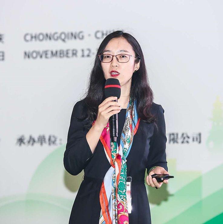 Dr. LIU Xiao 刘晓