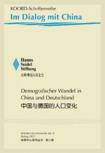 Demografischer Wandel in China und Deutschland