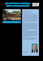 Jahresbericht der Hanns-Seidel-Stiftung Repräsentanz Shandong, China 2018