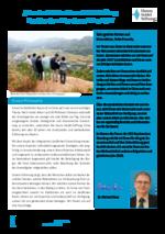 Jahresbericht der Hanns-Seidel-Stiftung Repräsentanz Shandong, China 2017